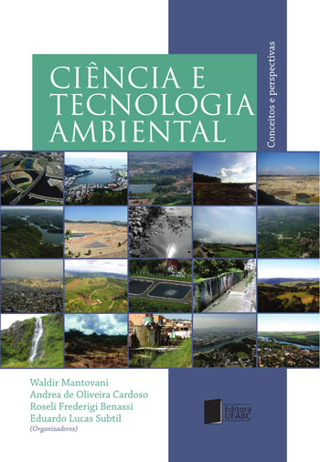 Cover of Ciência e Tecnologia Ambiental