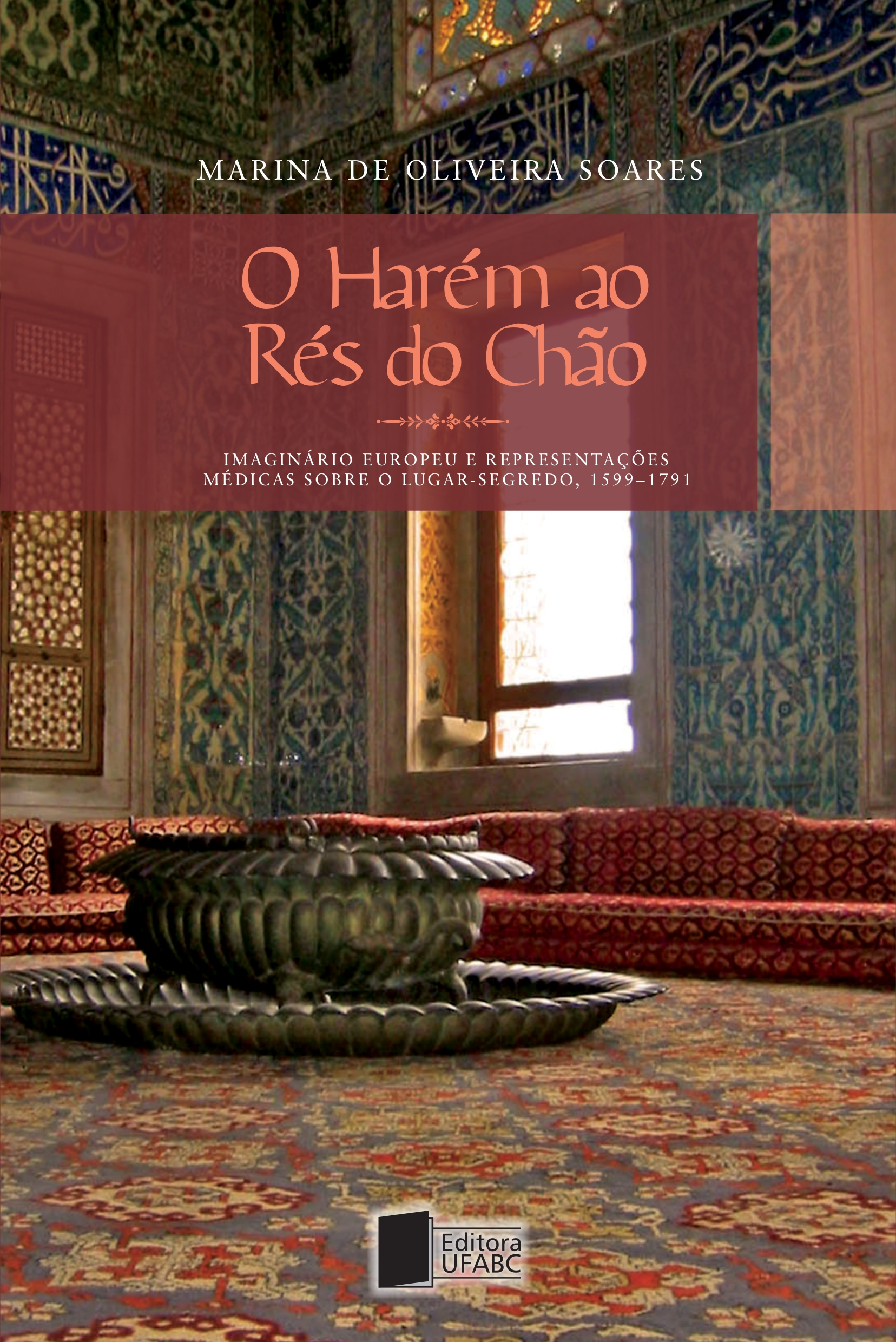 Cover of O harém ao rés do chão