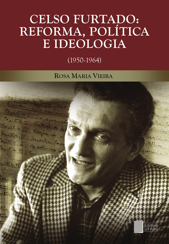 Cover of Celso Furtado: reforma, política e ideologia